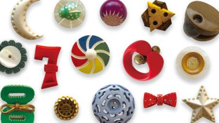 #6 Italian Casein Button(イタリアンカゼインボタン)