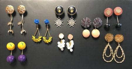 【店内イベント】CO-×CO*STARRING 「装いのボタンたち」