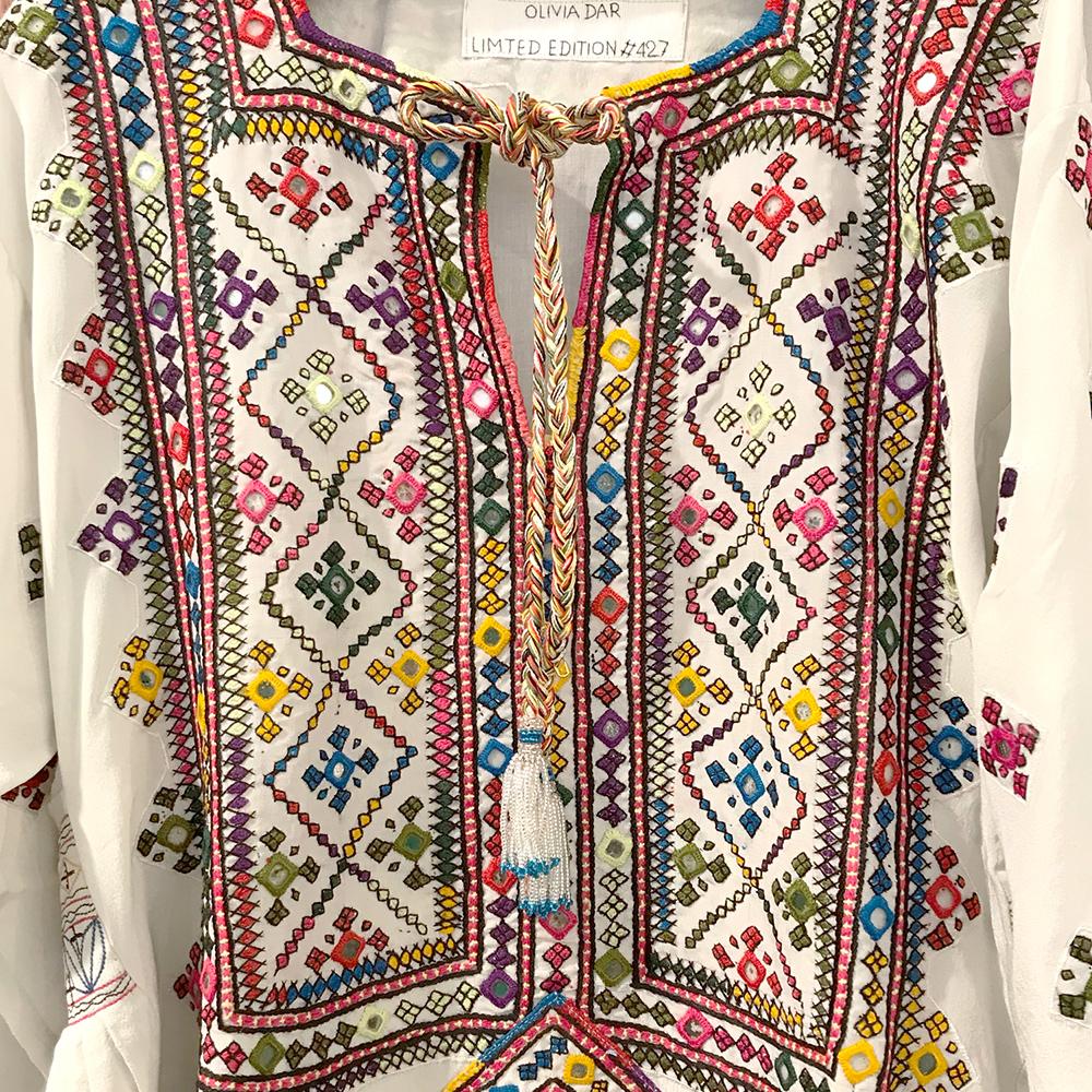 【店内イベント】-TSOMORIRI PRESENTS- 中央アジアの刺繍ドレス展